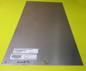 316 Stainless Steel Sheet Annealed 030 Thick X 12 Wide X 24 Length 1 Pc