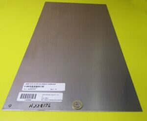 316 Stainless Steel Sheet Annealed 030 Thick X 12 Wide X 24 Length 1 Unit