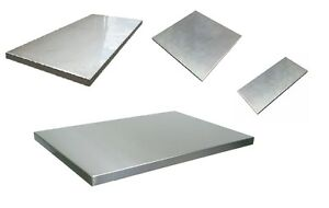 316 Stainless Steel Sheet Annealed 120 Thick X 12 Wide X 24 Length 1 Unit
