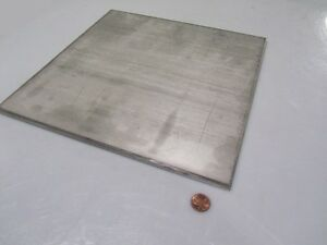 316 316l Stainless Steel Sheet 1 4 250 Thick X 24 Wide X 24 Length 1 Unit