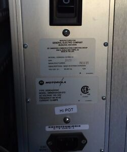 Ge Mri Mgd Syst chassis P n 2294300 13 W exchange Tested Iso 9001 2015