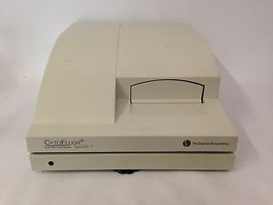 Perseptive Biosystems Mifs0c2tc Cytofluor Multiwell Plate Reader Series 4000