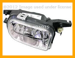 Mercedes Benz C240 C320 C32 C230 Cl500 Cl600 Sl600 Slk350 Hella Fog Light oval