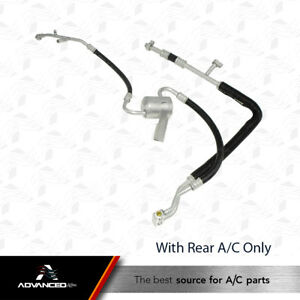 Ac A c Manifold Line Fits 97 02 Ford Expedition 98 02 Navigator V8