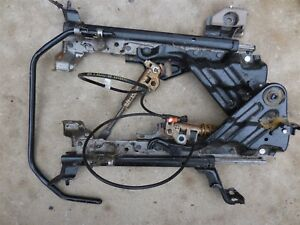 Toyota Camry 1999 2001 Oem Front Right Passenger Side Manual Seat Track Base