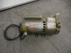 Dayton Compressor Model 42336 Ge Motor Model 5kc47kg1533ax