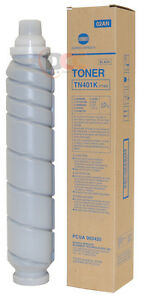 Tn401k Genuine Konica 7145 Toner Cartridge 960 420 Bizhub 7145 Black Toner