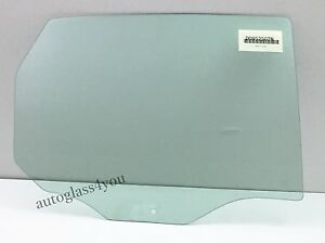For 00 07 Ford Focus 4 Dr Station Wagon Rear Window Glass Driver Left Side