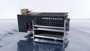 Squirrel Cage Crossflow Blower For Heat Sink 8 Wide 3 5 Tall 5 X 1 Outlet