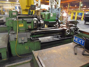 20 13 X 54 Monarch Engine Lathe 12 1500 Rpm Dro Steady Inch metric