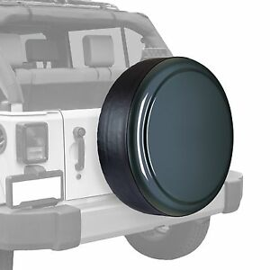 Boomerang Painted Rigid Tire Cover Fits Jeep Wrangler Anvil
