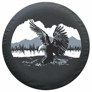 27 Wildlife Tire Cover Bald Eagle Honda Crv Usa