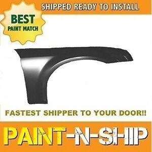 New Fits 2003 2004 2005 Volkswagen Jetta Right Fender Painted vw1241130