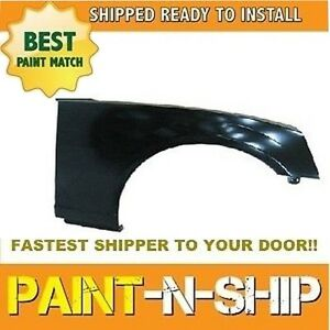 New 2010 2011 2012 2013 Chevy Camaro Right Fender Painted gm1241365