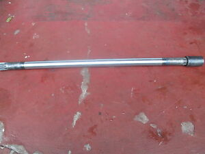 1965 Farmall Ih International 656 Gas Farm Tractor Pto Input Shaft