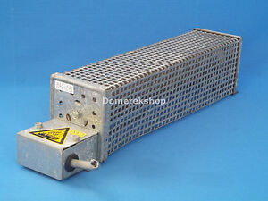 Frizlen Fzg 300x45 Variable Resistor 0 285 Kw 100 Ohm 175u5010