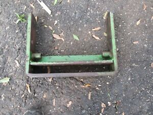 John Deere 3020 4030 Gas Farm Tractor Draw Bar Cradle Support Free Shipping