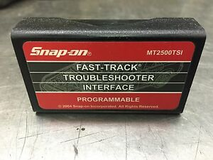 Snap On Mt2500tsi Scanner Cartridge