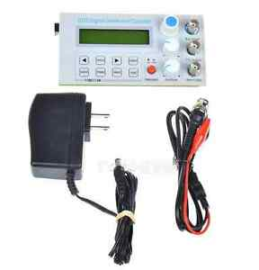 8mhz Dds Function Signal Generator Frequency Counter Square Wave Pulse Test