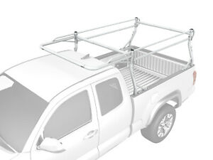 Aa Racks Full Size Truck Ladder Rack With Short Cab Extension Gloss White