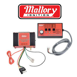 New Mallory 610 08 Boost Timing Control Ignition System