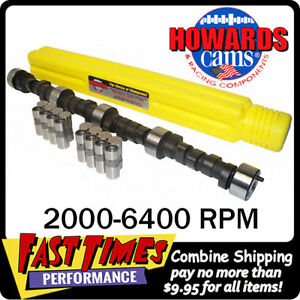 Howard S Bbc Big Block Chevy 285 285 510 510 110 Comp Cam Camshaft