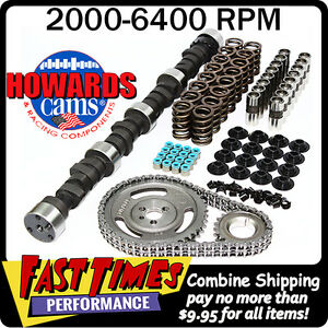 Howard s Bbc Big Block Chevy 285 285 510 510 110 Comp Hyd Cam Camshaft Kit