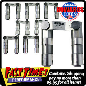Howard S Cams Bbc Big Chevy Street Series Retro Fit Hyd Roller Lifters 396 454