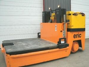 Elwell Parker 16 000 Lb To 150 000lb Die Cart Truck Mover