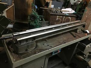South Bend 10k 9 Lathe Bed Nice Shape