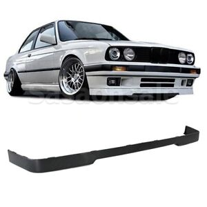 84 92 Bmw E30 3 Series 318 325 Lower Valance Is Front Pu Bumper Lip Spoiler