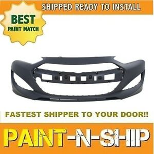 New Fits 2013 2014 2015 Hyundai Genesis Coupe Front Bumper Painted hy1000197
