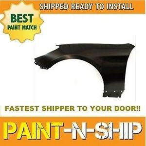 New Fits 2013 2014 2015 Hyundai Genesis Coupe Left Fender Painted hy1240149