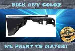 Pre Painted To Match Fender Passenger Front Right Jeep Wrangler Tj 97 06