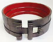 Powerglide Extra Wide Red Band Aluminum Trans High Performance Drag Race