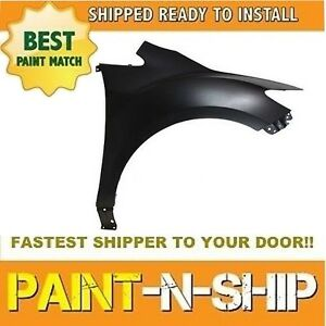New Fits 2007 2008 2009 2010 2011 2012 Mazda Cx7 Right Fender Painted ma1241156