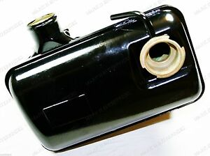 1961 1962 1963 Lincoln Continental Radiator Upper Surge Expansion Tank 3 Piece
