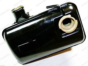 New 1964 1965 Lincoln Continental Upper Radiator Surge Expansion Tank In Brass