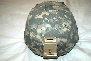 US ARMY SDS ACH MICH HEL MET WITH ACU COVER MEDIUM $325.00