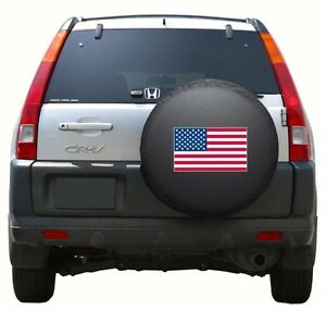 27 American Flag Tire Cover Honda Crv