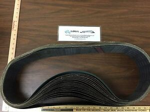 Assorted Deer Sanding Belts 4 Inch 220 Grit 180 Grit 320 Grit