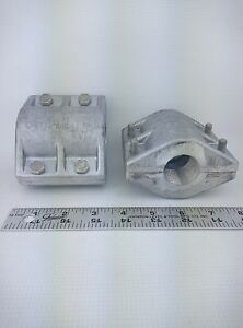 Sherman Reilly Dc 10 Duct Coupler Dc 10 1 30 Lot Of 2