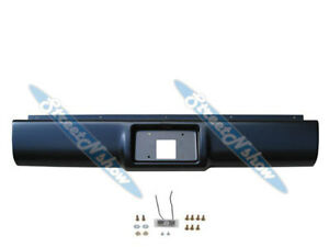 88 98 Silverado Sierra Roll Pan Rollpan Bumper With Light With Screws W Box