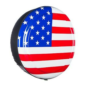 27 American Flag Rigid Tire Cover Honda Crv