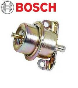 Fuel Injection Pressure Regulator Vw Jetta Cabriolet Corrado Bosch 0280160235