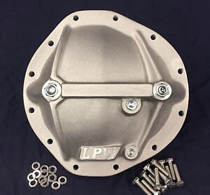 Chevy 12 Bolt Truck Aluminum Low Profile Support Cover Lpw Performance Girdle