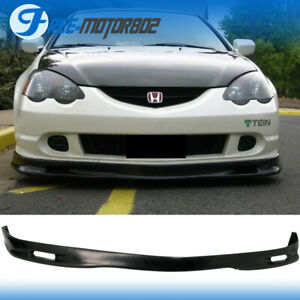 Fit 02 04 Acura Rsx Dc5 Jdm Spoon Front Bumper Lip Spoiler Urethane