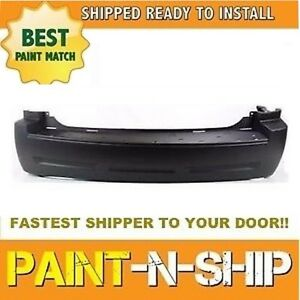 New Fits 2005 2006 2007 Jeep Grand Cherokee Laredo Rear Bumper Painted ch1100865