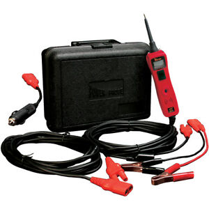 Power Probe 3 Iii Pp319ftcred Red Powerprobe Kit W Voltmeter And Accessories
