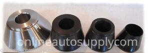 4pc Wheel Balancer Cone Set For 36mm Shaft Accuturn Cemb Ranger Rav Rels